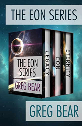 The Eon Series: Legacy, Eon, and Eternity cover