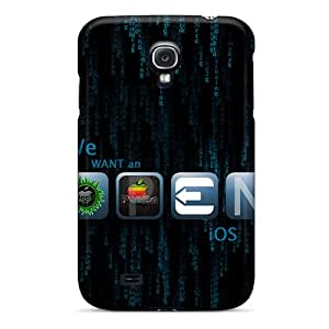 For Galaxy S4 Fashion Design We Want An Open Os Case-lPM3307OLot