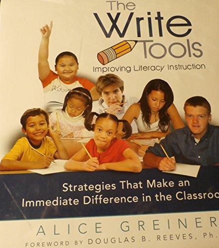 write tools - 2