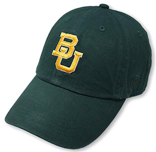Elite Fan Shop Baylor Bears Hat Icon Green - Adjustable