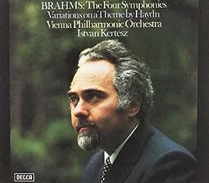 Istvan Brahms Kertesz Brahms Four Symphonies