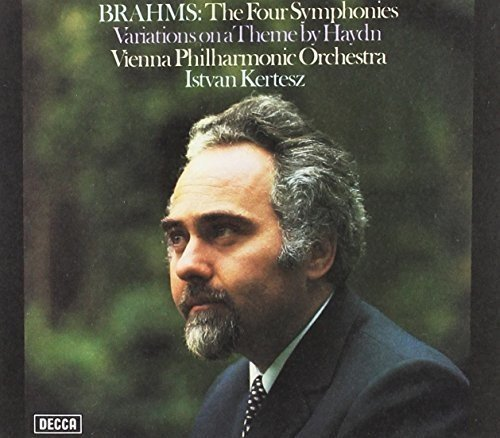 Brahms: Four Symphonies / Variations On A Theme By
