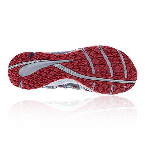 Merrell Heren Blote Toegang Flex Knit Sneaker Grijs