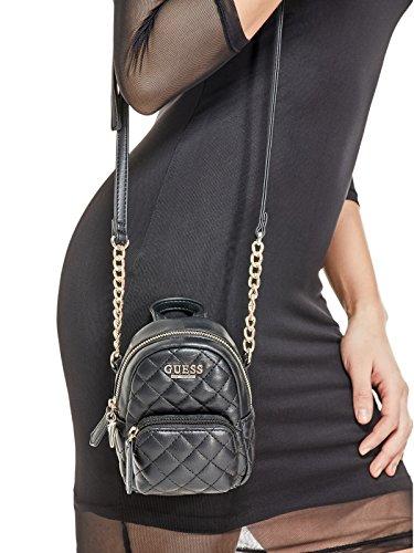 57dc4cedd54d Amazon.com  GUESS Factory Women s Evan Mini Crossbody  Clothing