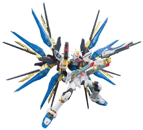 (Bandai Hobby #14 RG Strike Freedom Model Kit (1/144)