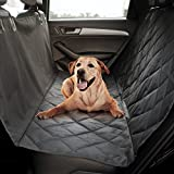 Animals Favorite Pet Seat Cover, Quilted Non-Slip Technology, Waterproof, Hammock Dog Seat Protector