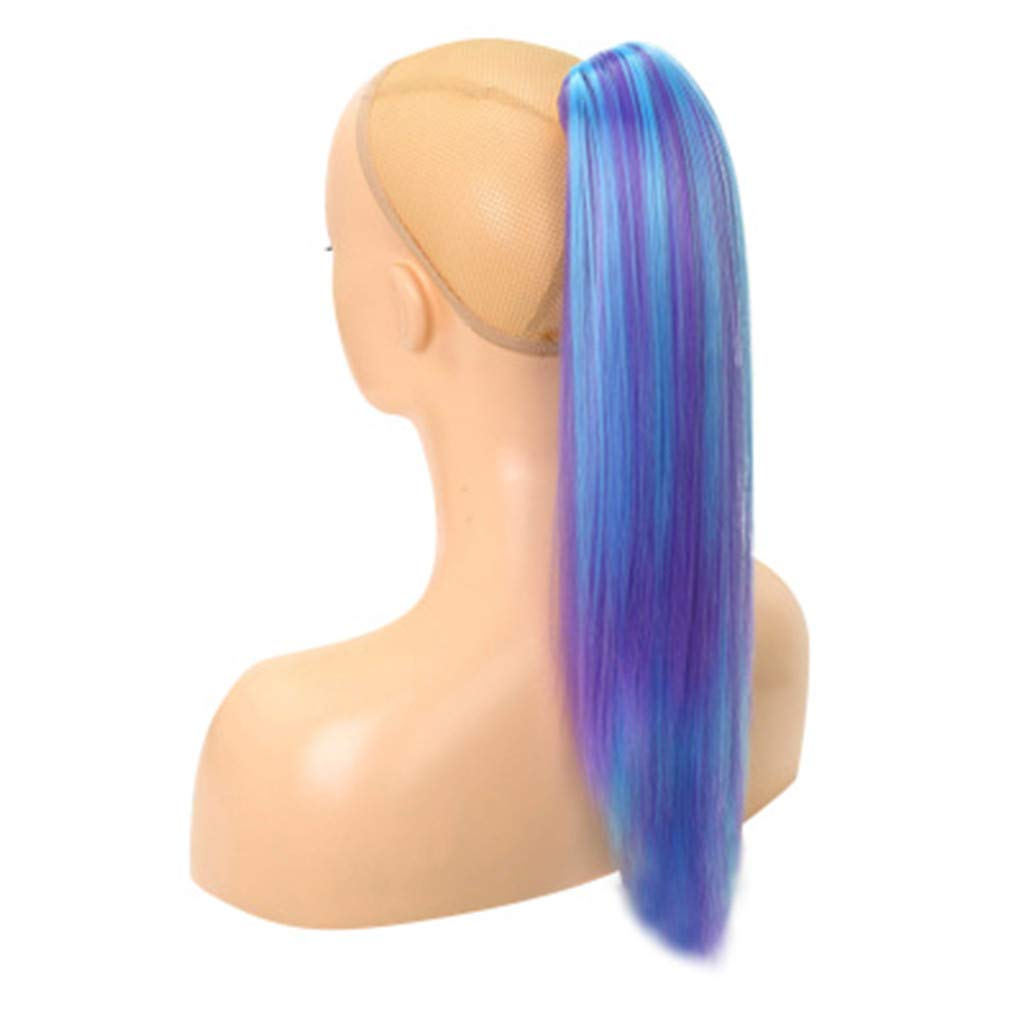 /♥Jaysis/♥Claw on Ponytail Clip in Hair Extensions Straight Straight Long Hair Piece