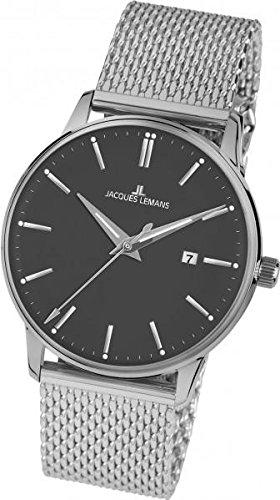 Jacques Lemans RETRO CLASSIC N-213L Mens Wristwatch Classic & Simple