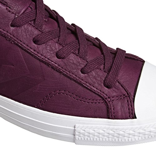 Converse Dark Rouge Sangria Trainers Homme Star Ox Player 1z1qH