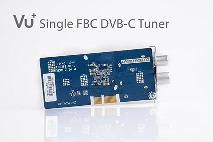 Vu Uno Dvb C Fbc Tuner 4 K Ultimo 4 K Elektronik