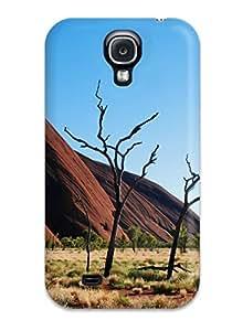 New Uluru Ayers Rock Tpu Case Cover, Anti-scratch ZippyDoritEduard Phone Case For Galaxy S4