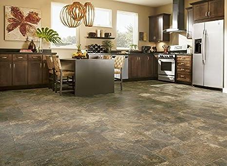 Bronze Age//FPD4331161 Burroughs Hardware Armstrong Allegheny Slate Alterna Reserve Vinyl Tile Flooring