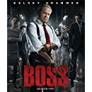 Boss - Season 2 [Blu-ray]