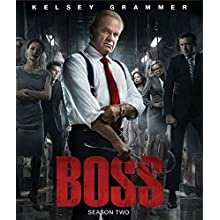 Boss - Season 2 [Blu-ray] (2013)