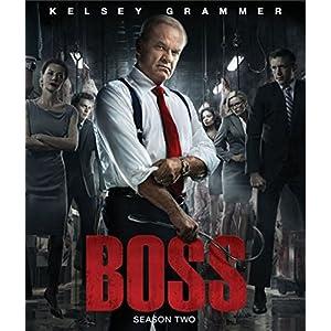 Boss - Season 2 [Blu-ray] (2013)