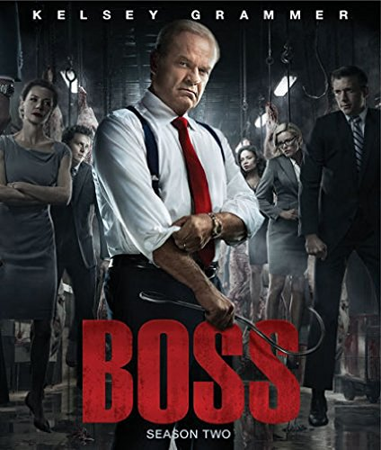 Blu-ray : Boss: Season Two (, Widescreen, Digital Theater System, 2 Pack, 2 Disc)