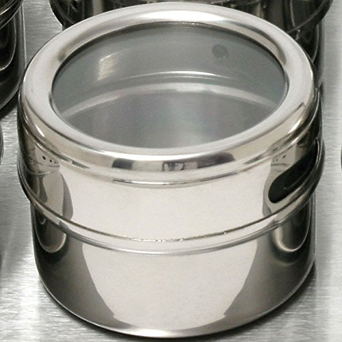Stainless Steel Magnetic Spice Container by Lipper International