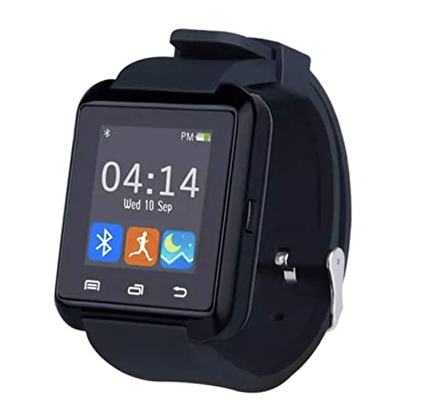 Amazon.com: U8 Sport U Watch 1.48 Inch Bluetooth Smart Wrist ...