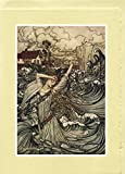 "Arthur Rackham Greeting Cards (15 Designs from ""Undine"" [1909])"