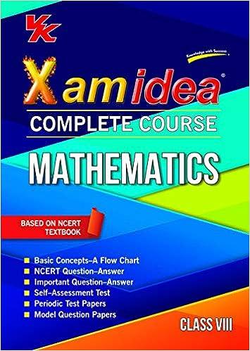 Xam Idea Maths Class 8 for 2019 Exam: Amazon in: Editorial Board: Books