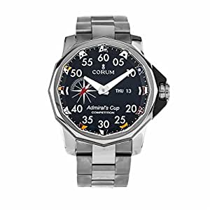 Corum Admiral's Cup Competition quartz mens Watch 947.931-04/V700-AN12 (Certified Pre-owned)
