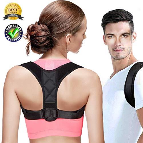 Back Posture Corrector for Women adjustable&comfortable&effective Shoulder Brace Support