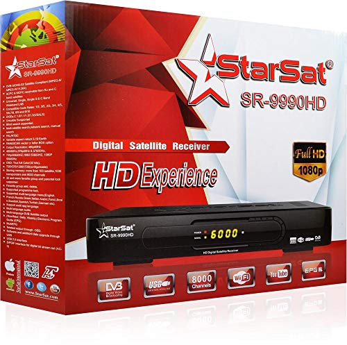 Starsat SR-9990HD Satellite Receiver