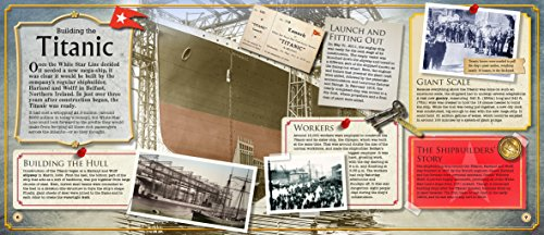 The Story of Titanic for Children: Astonishing Little-Known Facts and Details About the Most Famous Ship in the World by Carlton Kids (Image #3)