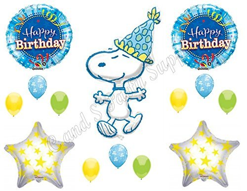 Birthday Balloons Decoration Supplies Anagram product image