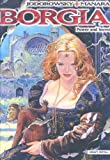 Borgia #2: Power and Incest, Jodorowsky & Manara, 1932413618
