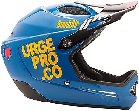 Urge ubp16320 X L Casco de Bicicleta de montaña Unisex, Azul ...