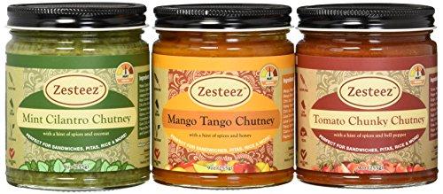 Zesteez Premium Cilantro Tomato Chunky product image