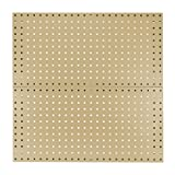 Kennedy Manufacturing 50002TX 2-Panel Metal Tool Board Set As Garage Wall Pegboard And Storage Organizer, Tan Texture