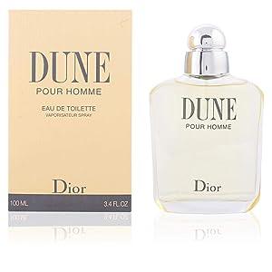 Dune By Christian Dior For Men. Eau De Toilette Spray 3.4 Ounces