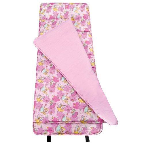 Wildkin Fairies Sleeping Bag - Wildkin Fairies Original Nap Mat by Wildkin