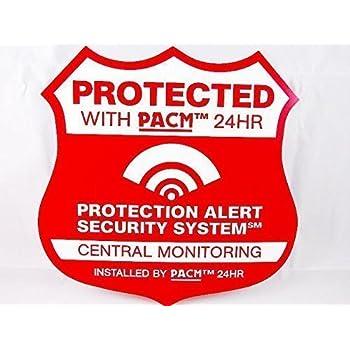 Amazon Com 7 Home Burglar Alarm Security System Static