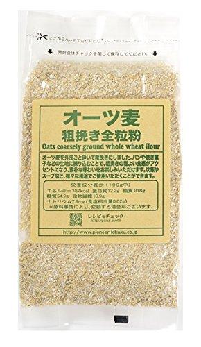 Pioneer planificaci?n avena molida gruesa harina de trigo integral 200gX2 bolsas: Amazon.es: Alimentación y bebidas
