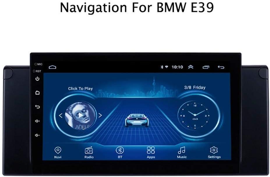 para BMW E53 E39 X5 5 M5 1997-2006 Sistema de navegación GPS Navigator cámara Trasera satélite Seguidor de Jugador Bluetooth WiFi Auto Radio Enlace Espejo con Pantalla táctil