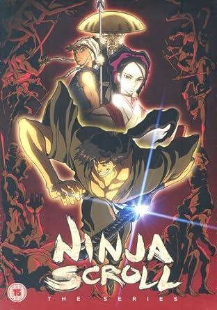 Amazon.com: Ninja Scroll [Box Set]: Movies & TV