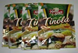 Mama Sita's Tinola Ginger Soup Base Mix Pack of Four 25g Per Pack