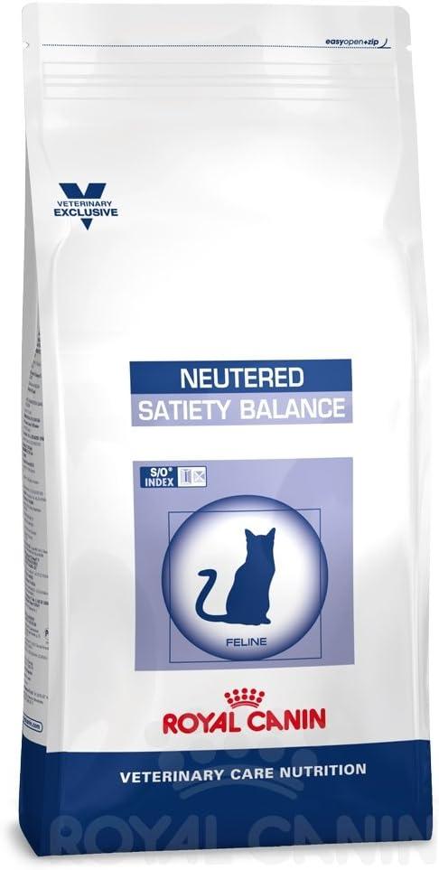 ROYAL CANIN Alimento para Gatos Neutered Satiety Balance - 8 kg ...