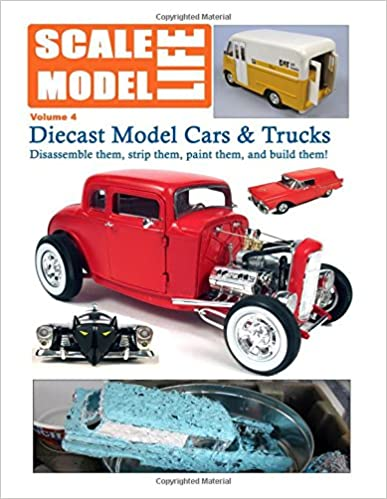 Scale Model Life Building Scale Model Kits Magazine Volume Books
