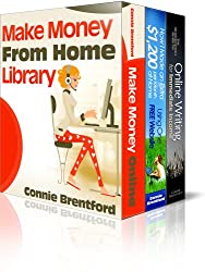 Make Money From Home Library- 3 book boxed set