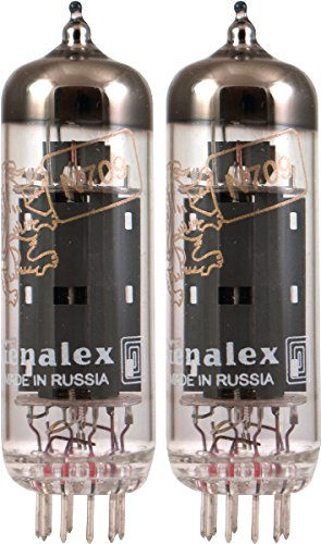 Genalex Gold Lion EL84, Matched Pair by AmplifiedParts (Image #1)