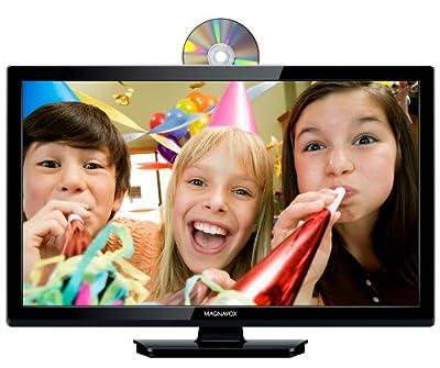 Magnavox 28MD304V/F7 28-Inch 720p 60Hz LED TV-DVD Combo