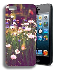 Floral Tulips Cute For iphone 5/5s and Case