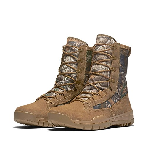 Nike Mens Sfb 8 Field Realtree Boot Coyote / Coyote 845167-990