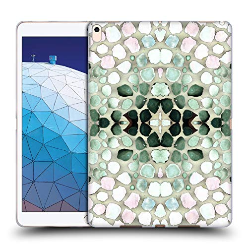Official Amy Sia Pastel Pebble Kaleidoscope 2 Soft Gel Case Compatible for iPad Air (2019)