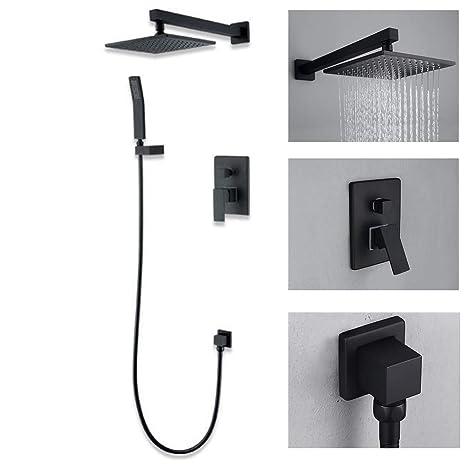 Xinyexinwang Conjunto de Ducha termostática Sistema de Ducha de ...