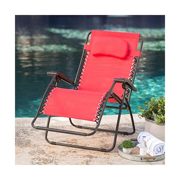 Fine Caravan Canopy Sports Oversized Zero Gravity Chair Red Our Rating 4 4 Out Of 5 Alphanode Cool Chair Designs And Ideas Alphanodeonline